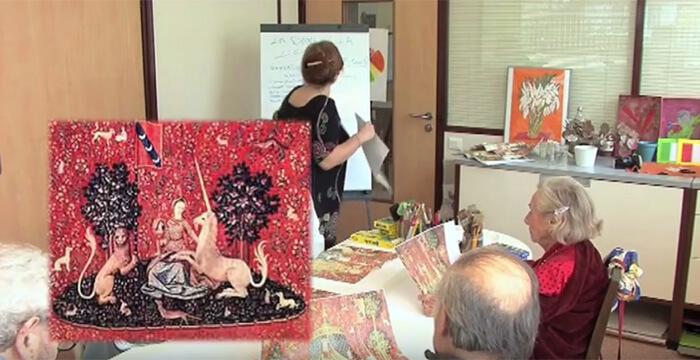 Atelier d'art et de création