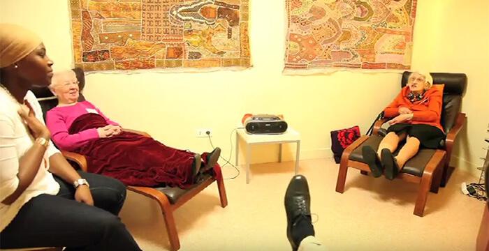 Atelier Snoezelen et relaxation